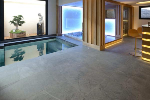 Dallage Albiana : le granit marbre !