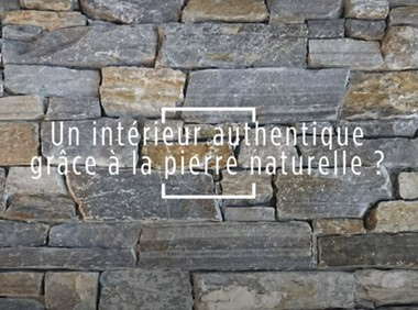Osez l'authenticité avec le parement en pierre !