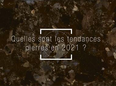 Quelles tendances pierres en 2021 ?
