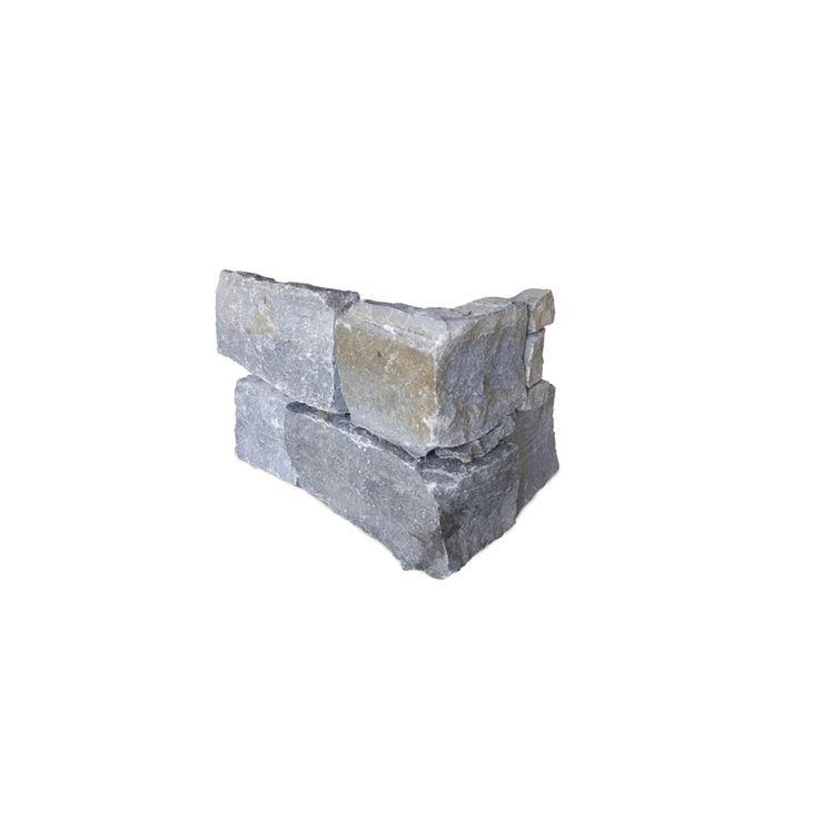 Parement angle vercorin pierre naturelle