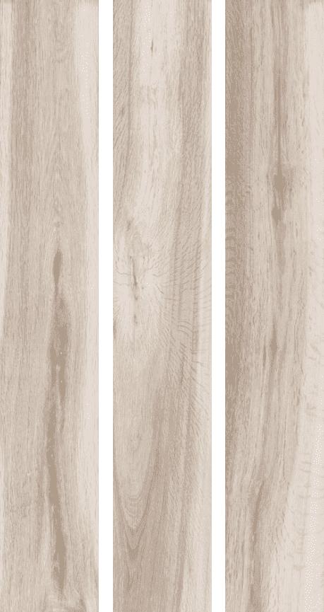 Dallage effet bois Aquila White céramique