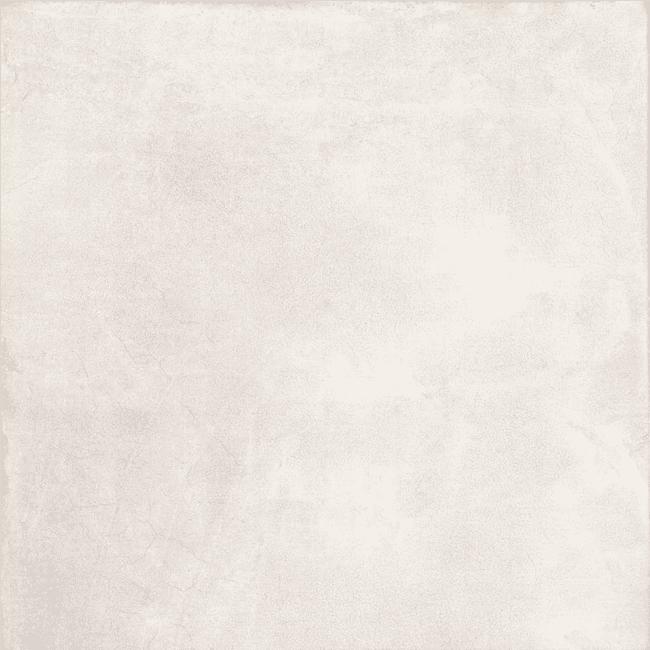 Dallage Céramique caelum concrete white effet béton