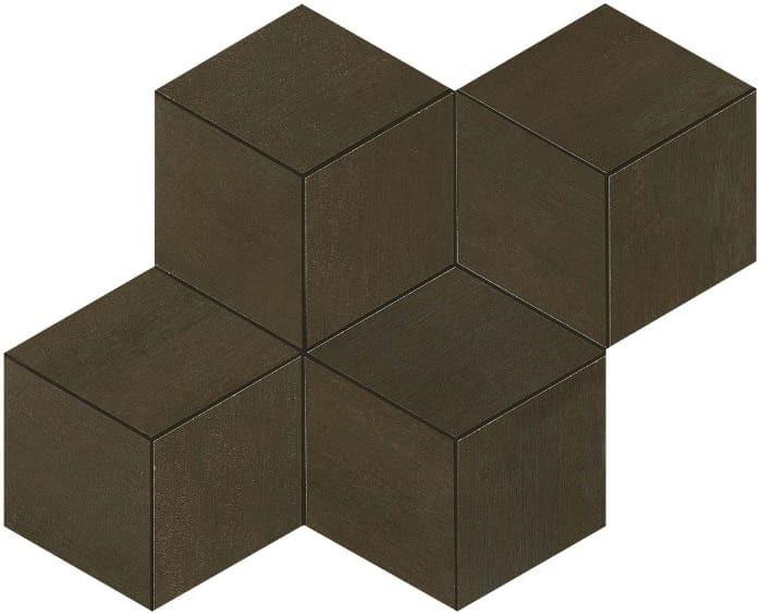 Mosaïque Columba Bronzo Hexagonale Céramique