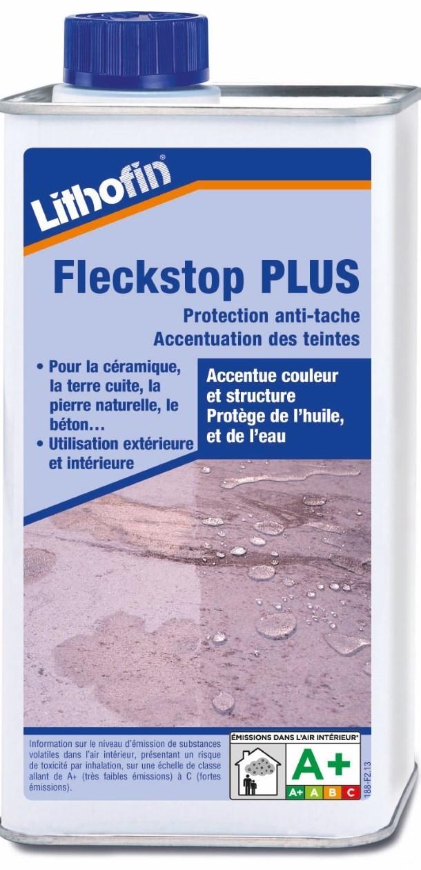 Traitement Anti Tâche Lithofin Fleckstop Plus 5 litres