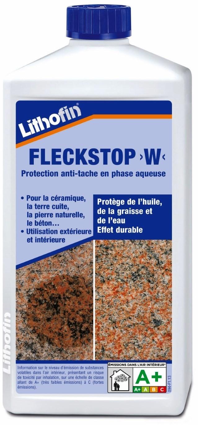 Traitement anti tache LITHOFIN Fleckstop W - 5 litres