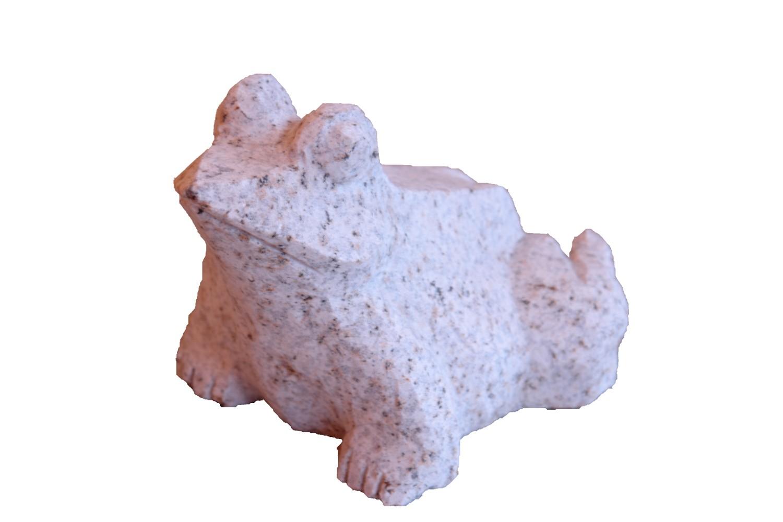 Sculpture animal - grenouille