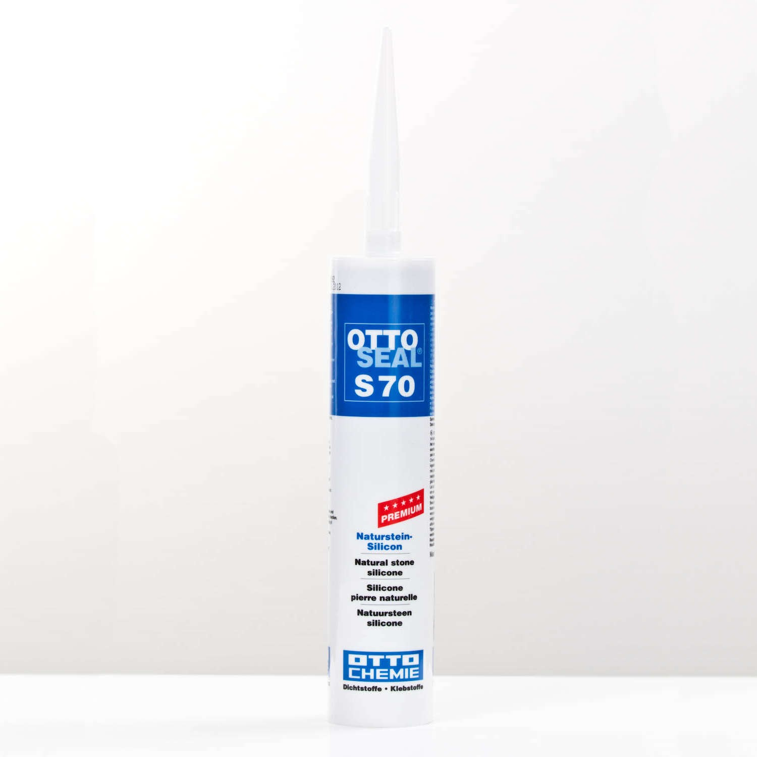 Joint Silicone Ottoseal S70 Blanc 310mL