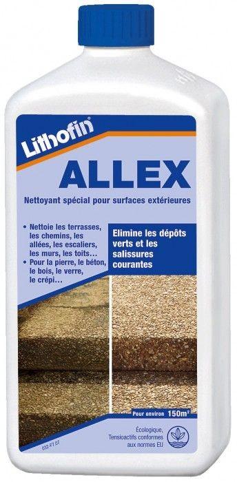 Lithofin Allex nettoyage pierre naturelle