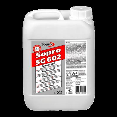 Primaire étanche Sopro SG 602 10kg