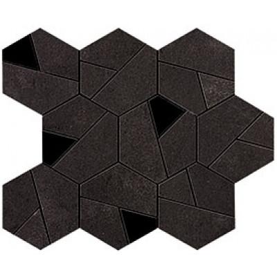 Mosaïque Antlia Black Hexagonale B Céramique