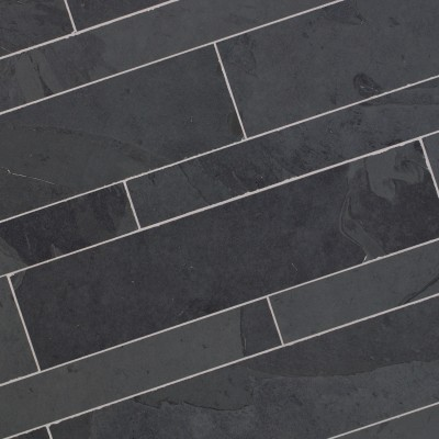 Dallage Ardoise Noire 60x14cm