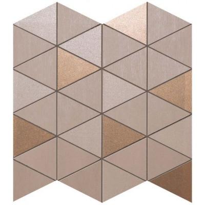 Mosaïque Columba Pink Triangle Céramique