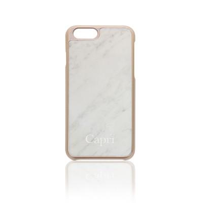 Coque pour Iphone 7 en marbre blanc