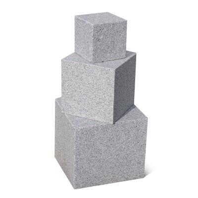 Cube en Granit 30x30x30 cm