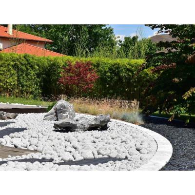 Galets Pierre Naturelle Gris Granit