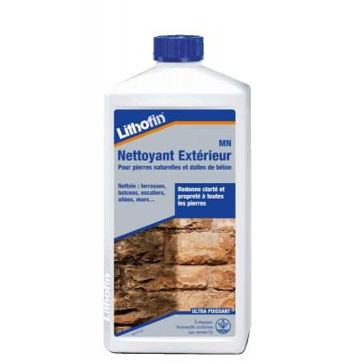 Nettoyant Lithofin extérieur pour pierre naturelle