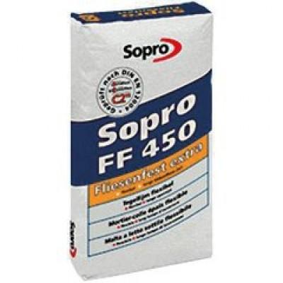 Mortier-colle Sopro FF450 - 20kg