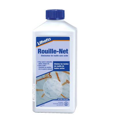 Produit nettoyage Lithofin rouille net pour pierre naturelle