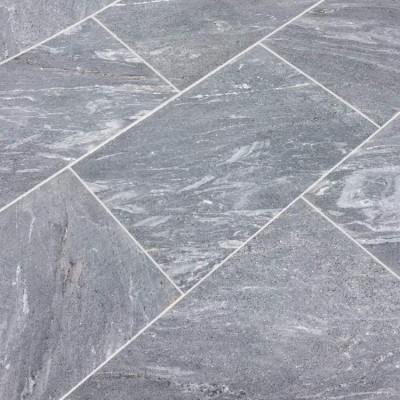Dallage extérieur vercorin quartzite