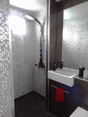 Salle de douche Luxe Glass